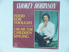 SMOKEY ROBINSON Food for thought 101547
