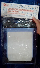 "Cover Custodia Impermeabile Waterproof per Tablet 10"" Ipad Kindle Telefonia"