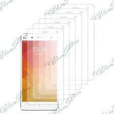 6x Láminas Protectores Protección Alta Calidad Para Xiaomi Mi Hotel De 4/ 4 LTE