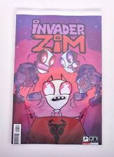 Invader Zim #4 Cover A Miscut Misprint