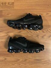 Nike Air Vapormax Flyknit 3 Triple Black Brand New Mens Size 10