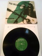 PAUL MCCARTNEY - UNPLUGGED THE OFFICIAL BOOTLEG 'MANUFACTURERS PROPERTY' LP LTD