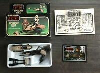 Star Wars SPEEDER BIKE Vintage - 1983 Kenner ROTJ - With Original Packaging!
