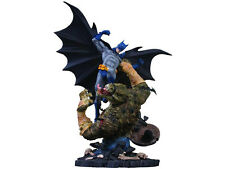 Batman vs Killer Croc hero Diorama Figure Model Resin Kit Unpainted Unassembled