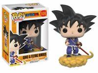 MINT Dragon Ball Goku and Nimbus Funk Pop! Anime Vinyl Figure #109