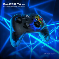 GameSir T4 Pro GamePad Controlador USB inalámbrico para teléfonos iPhone Interruptor PC con cable
