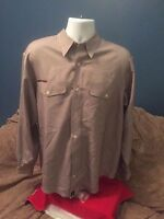 Pelle Pelle Marc Buchanan mens Medium Long Sleeve Shirt M Medium