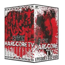ECW Hardcore TV Volume 5 Complete 10 DVD Set, Wrestling Rob Van Dam  Raven Sabu