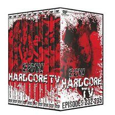 ECW Hardcore TV Volume 5 Complete 10 DVD Set, Wrestling Rob Van Dam  Raven Sabu