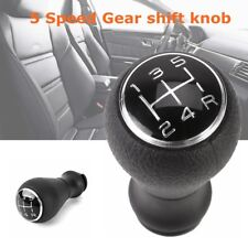 MANUAL GEAR SHIFT KNOB Stick FOR PEUGEOT 106 206 306 406 107 207 307 407 Picasso