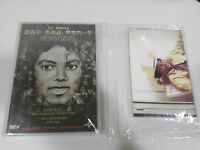 MICHAEL JACKSON THE LIFE OF AN ICON DVD + POSTCARDS Region 6 CHINA Nuevo &