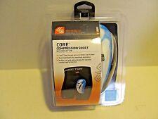 SHOCK DOCTOR Core Compression Shorts w/Bioflex Cup~Boy's XL~NEW in pkg.