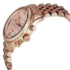 Relojes de pulsera con fecha de acero inoxidable