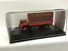 HORNBY Bartellos Circus 1/76 R7039 Bedford TK LWB Rigid CIRCUS WILD CATS Truck