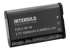 Akku für Casio Exilim EX-FH100, EX-H10, EX-H15 HI-Zoom 1800mAh 3.7V Li-Ion