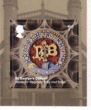 SG ? - 1st Roof boss SA ex Windsor Castle RB - Iss 15 Feb '17 - MNH