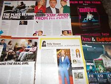 RYAN GOSLING  CELEBRITY  CLIPPINGS PACK OVER  100  GOOD CONDITION
