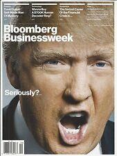 Bloomberg Businessweek magazine Donald Trump David Sokol Celebrity trainers