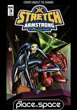 STRETCH ARMSTRONG & FLEX FIGHTERS #3 (WK15)