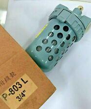 "DPC Pneumatics  P803-L Compressed Air Lubricator 3/4"""