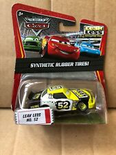 DISNEY CARS DIECAST - Leakless With Synthetic Rubber Tires - Combined Postage