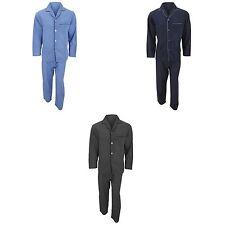 Patternless Pyjama Sets Men's Cargo Bay