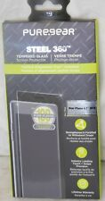 """Apple iPhone 6.1"""" Pure Gear Steel 360 Tempered GLASS Protector Brand New"""