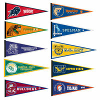 Historically Black Colleges HBCU College Pennant Set