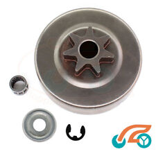 3/8 Clutch Drum Sprocket Kit For STIHL 039 029 MS390 MS310 MS290 11256402004