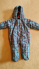 baby boy snowsuit outfit outside in cold weather size 6 months new with tags