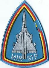 PATCH BELGIAN AIR FORCE   8 SQUADRON  MIRAGE 5BM MIR SIP DEMO TEAM