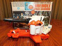 "MAJOR MATT MASON FIREBOLT SPACE CANNON 1967.""ORIGINAL-NICE-NICE-NICE-NICE-BOX"""