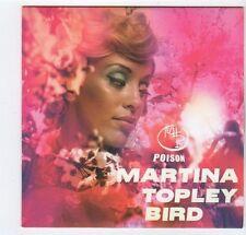 (EZ163) Martina Topley Bird, Poison - 2008 DJ CD