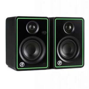 Mackie CR3-XBT 3 inch Multimedia Monitors with Bluetooth