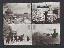 2013 Merchant Navy. Set x 4 ex-booklet values. Superb unmounted mint. FREEPOST!