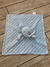 NUBY BLUE PUPPY DOG COMFORTER BLANKIE COMFORT BLANKET SOFT TOY DOUDOU SOOTHER