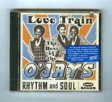 CD (NEW) BEST OF THE O'JAYS LOVE TRAIN