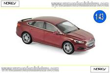 Ford Mondeo 2014 Red NOREV - NO 270553 - Echelle 1/43