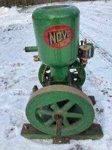 NOVO model S  1 1/2 hp