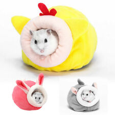1pcs Small Animal Hamster House Hammock Cage Sleeping Nest Pet Bed Rat Hamster