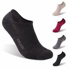 Athletic Running Socks Unisex Merino Wool Anti Blister Hiking Thin 1/3 Pairs