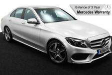 C-Class Automatic 10,000 to 24,999 miles Vehicle Mileage Cars