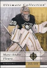 VEGAS Knights 11/12 Ultimate Collection Marc-Andre Fleury /399