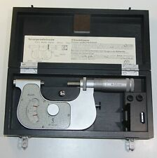 Carl Zeiss Dial Indicating Micrometer 25-50mm, 0.002mm