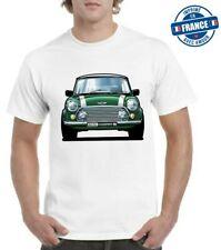 Tee-shirt Mini cooper s voiture top qualité