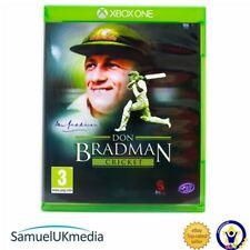 Don Bradman Cricket (Xbox One) **GREAT CONDITION**