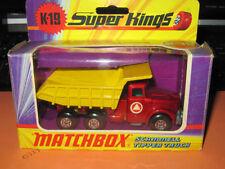 Scammell Matchbox Superkings Diecast Cars, Trucks & Vans