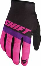 Shift made by Fox Racing Adult White Label Gloves Offroad/ATV/Dirtbike/MTB