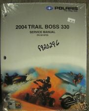 2004  Polaris Trail Boss 330 Service Manual #9918759