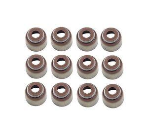 For Dodge Avenger Mitsubishi Galant Set of 12 Engine Valve Stem Oil Seal Stone